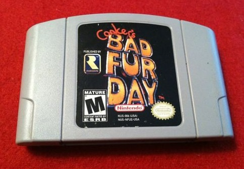 Conker64 Cartridge