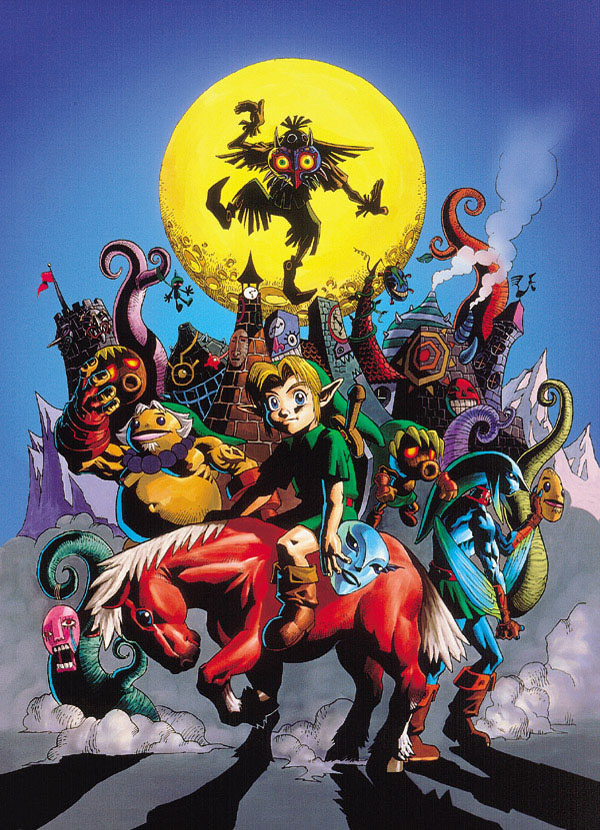 Characters (Majora&#39;s Mask)