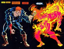 Guy Gardner vs Sinestro 01