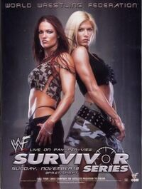 SurvivorSeries2001