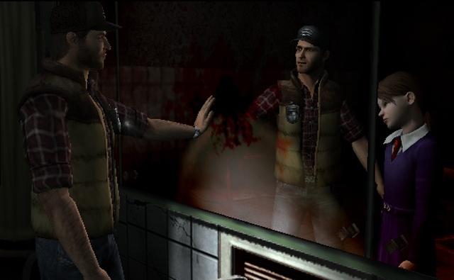 Mi análisis: Los espejos en Silent Hill Origins_mirror1