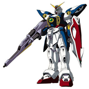 XXXG-01W Wing Gundam
