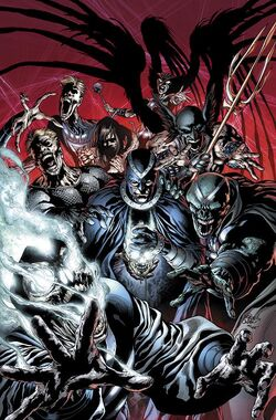 Black Lantern Corps 003