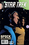 Spock Reflections issue 3 RI cover