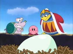 Kirby's Egg-celent Adventure