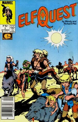 Elfquest Vol 1 2