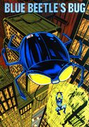 Blue Beetle&#39;s Bug 001