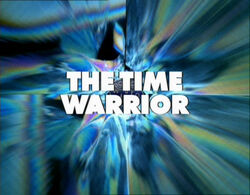 Time warrior