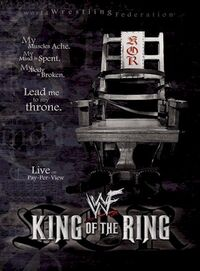 King of the Ring 2001