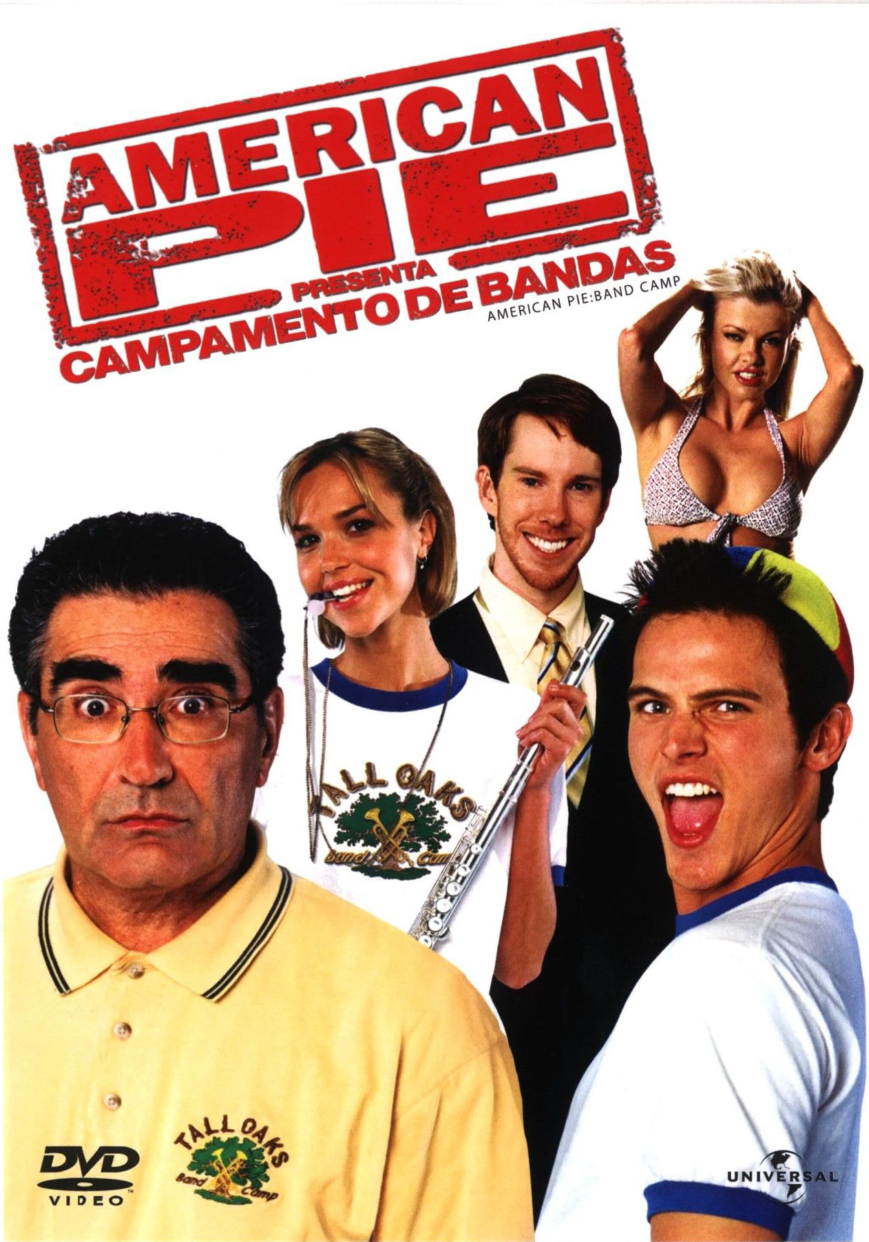 American Pie: Band Camp [Latino]