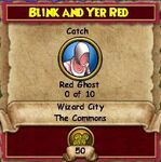 Q WC Blink and Yer Red 1