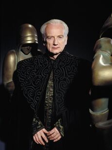 Palpatine rots