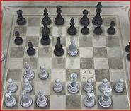 Chess 19 Kxe5