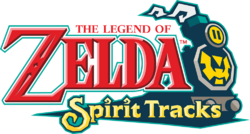 The Legend of Zelda - Spirit Tracks (logo)
