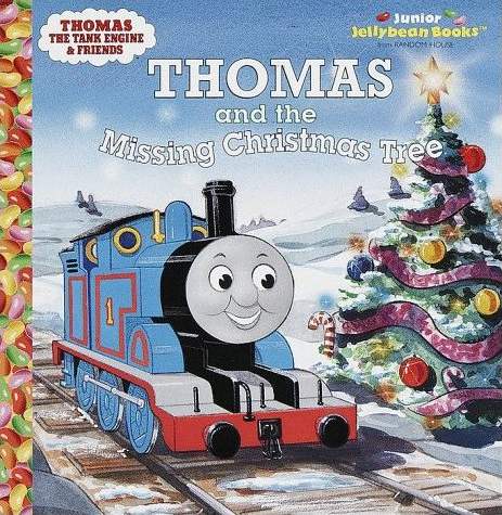 Thomas and the Missing Christmas Tree (book) - Thomas the ...