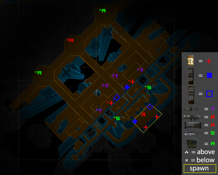 Firefight maps weapon ammo amp player spawn locations page 1 of 1