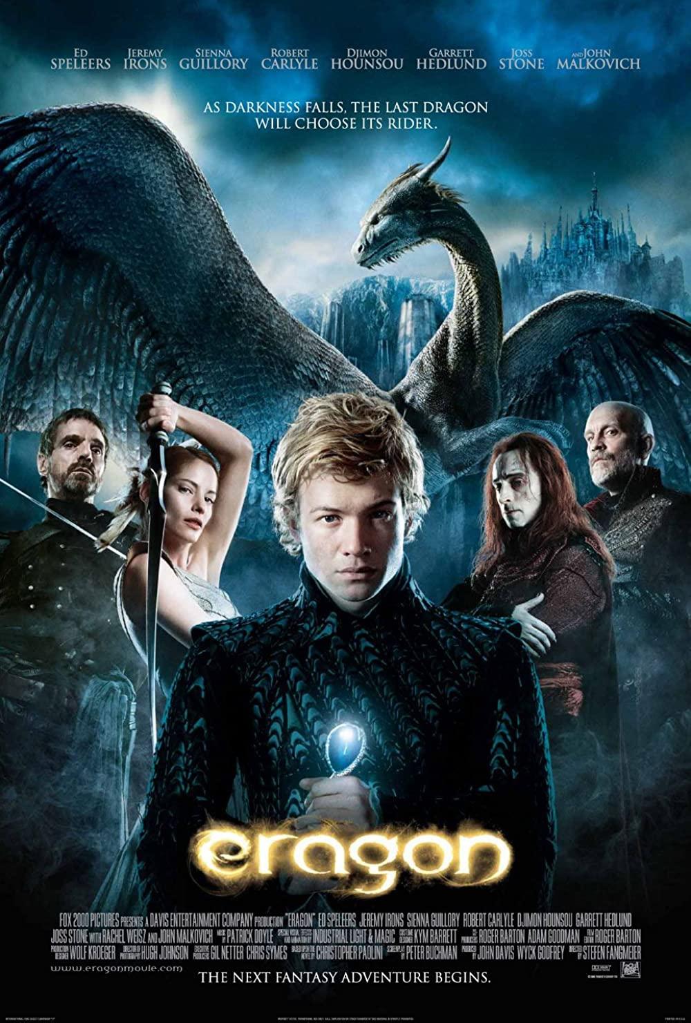 Eragon - Doblaje WikiEldest Wallpaper