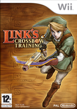 Link's Crossbow Training (European)