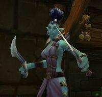 High Priestess Arlokk Troll form