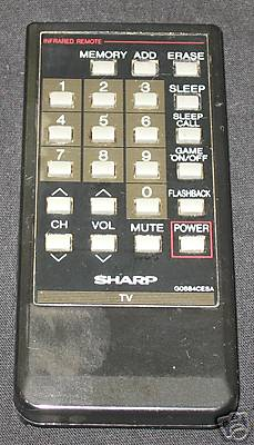 SHARP19SV111Remote