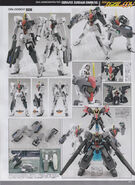 GN-008GNHW3G Seravee Gundam 00V V