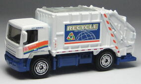Garbage truck vari