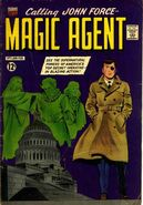 Magic agent