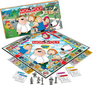 Family Guy-Monopoly