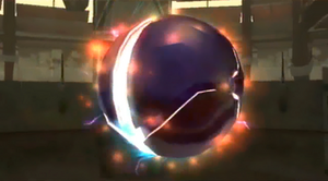 Morph Ball powerup Echoes