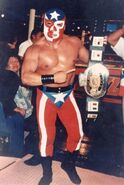 Pierrothito CMLL World Minis