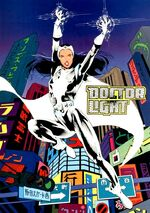 Doctor Light Kimiyo Hoshi 0001