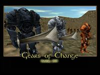 Gears of Change Splash Screen