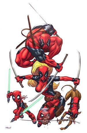 Prelude to Deadpool Corps Vol 1 1 Textless McGuinness Variant.jpg