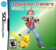 A Pokemon Trainer&#39;s World of Adventure Boxart