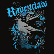 Ravenclaw (design for t-shirt)