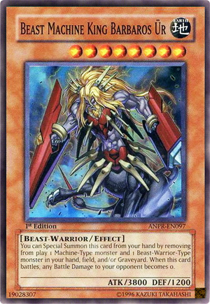 Phantom Beast Warrior Beatdown Yu Gi Oh Tcg Ocg Decks