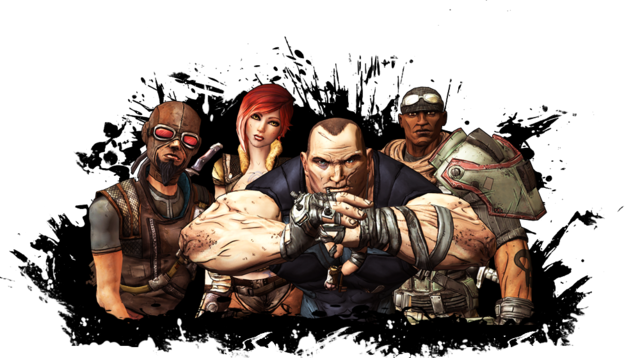 Borderlands Game of the Year Edition [PC Full] Esp 640px-Classes