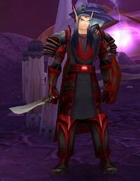 Sunfury Blood Knight