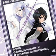 Rukia Sode no Shirayuki Music