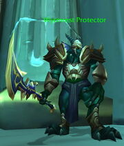 Wyrmrest Protector armored