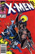 Uncanny X-Men Vol 1 258
