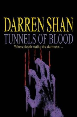 Tunnels of Blood (Novel)