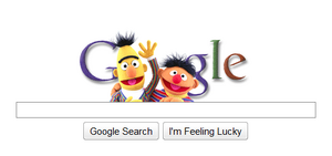 GoogleDoodles-ErnieBert