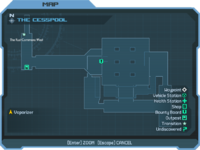 The Cesspool Map