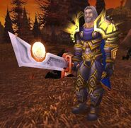 Fordring Ashbringer
