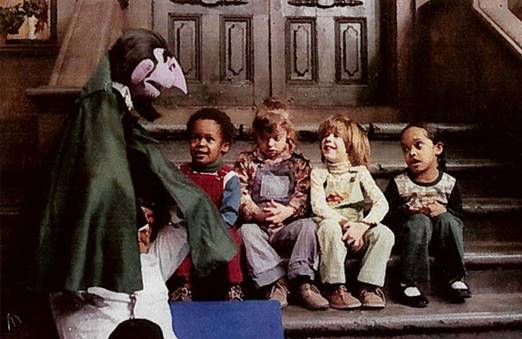 Jerry nelson muppet performer has passed away at the age for Blind robin fish