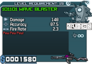 101101 Wave Blaster