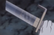 Mayuri and his broken sword