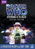 Remembrance of the daleks special edition us dvd