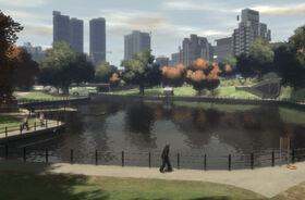 MiddlePark-GTA4-lake